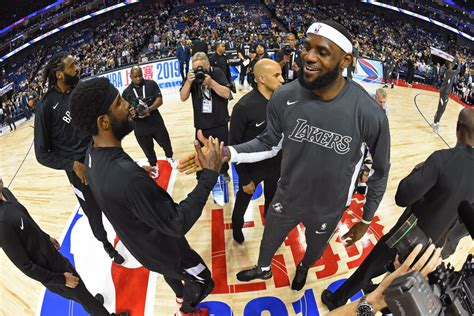 Should the Lakers fear the new Nets big three? - Lakers ...