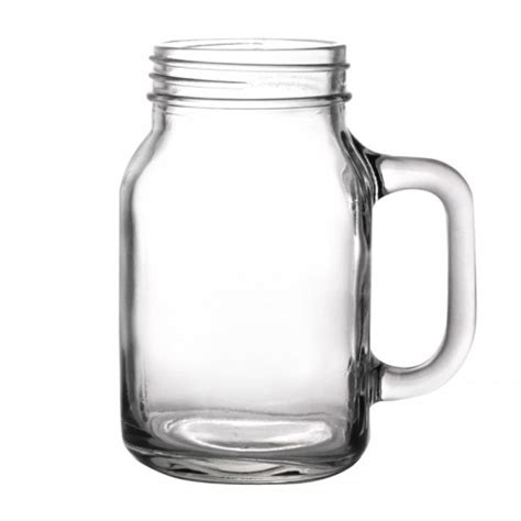 glass mason jar mugs  oz mason mug bar products