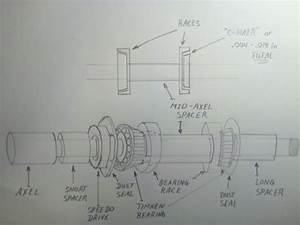 Mustang Axle Diagram