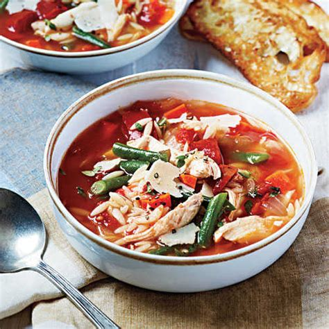cooking light chicken noodle soup chicken and vegetable soup superfast kid friendly