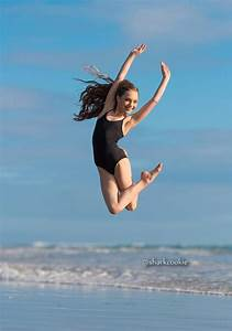 Maddie Ziegler's final pictures from her Sharkcookie ...