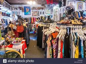 New York NY USA East Village Shopping Vintage Clothing Store Stock Photo Royalty Free ...