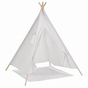 Zelt Der Indianer : kinderzelt wei spielzelt babyzelt spielhaus tipi indianer wigwam ebay ~ Watch28wear.com Haus und Dekorationen