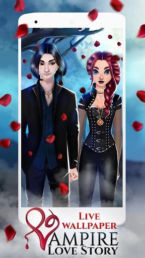 vampire love story  wallpaper  apk