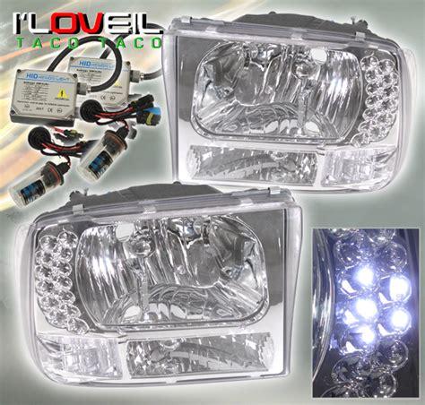 2006 ford f250 headlight bulb size
