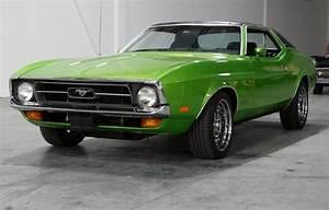1971 Ford Mustang Grande Wallpapers | MustangSpecs.com