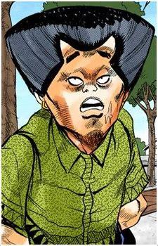 Kouichi Hirose Jojo No Kimyou Na Bouken Wa Kudakenai Jojo No Kimyou Na Bouken Wa Kudakenai Animes