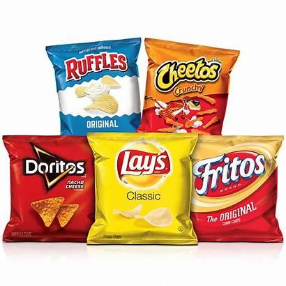 Chips Lay Frito Variety Bags Pack Snacks