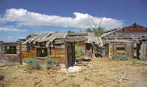 Frisco Utah Ghost Town