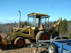 case  construction king backhoe heavy equipment