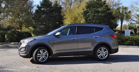 2015 Hyundai Santa Fe Review by 2015 Hyundai Santa Fe Sport Review