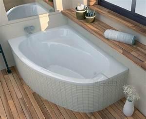 Acryl Badewanne Reinigen : badewanne eckbadewanne wanne acryl 140 x 80 cm f e ablauf ~ Lizthompson.info Haus und Dekorationen