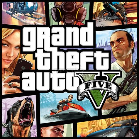 Playstation 3 Game Grand Theft Auto V, 5026555410212