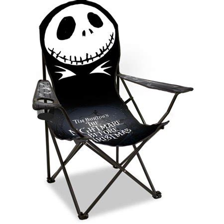disney christmas chair back covers disney nightmare before chair walmart