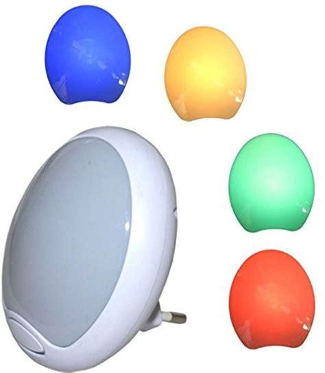 bolcom  nachtlampje led nachtlamp stopcontact nachtlamp nachtlampjes