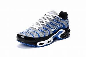 Mens Nike Air Max Plus TXT Tn KPU White Grey Photo Blue Running Shoes Sneakers 604133 102