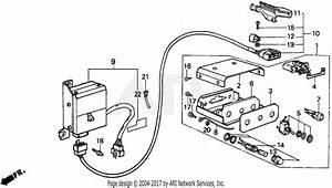 Honda Em5000sx A Generator  Jpn  Vin  Ea7