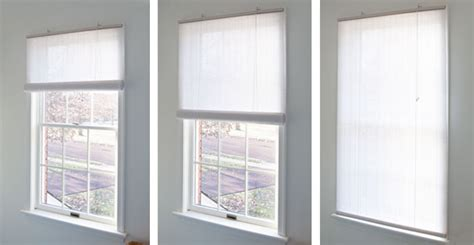 Very Affordable Window Treatments  In My Own Style