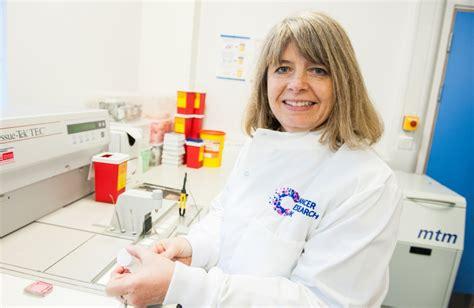 Harriett Baldwin MP Tours Cancer Research Facility   West ...