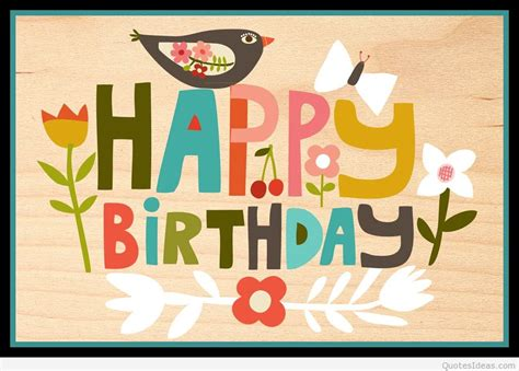 Happy Birthday Picture 2 by Happy Birthday Greetings Quotes Sayings