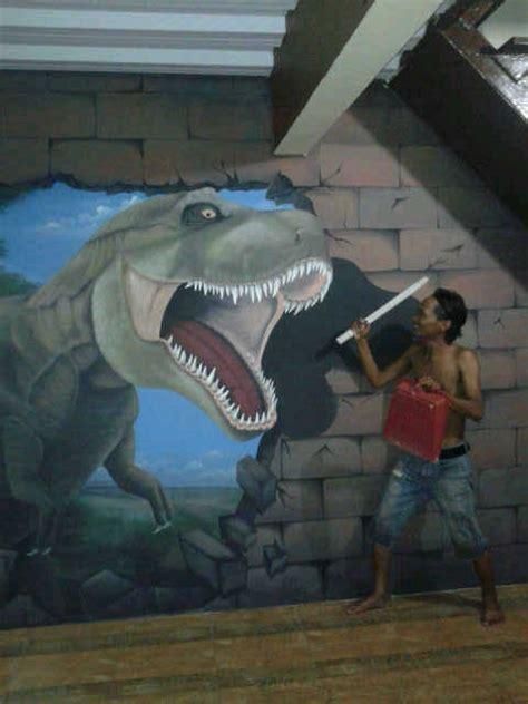 mural art mural cafe mural indonesia lukisan mural
