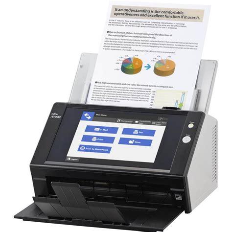 petit scanner de bureau fujitsu n7100 scanner de bureau a4