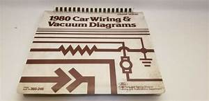 1980 Ford Car All Electrical Wiring Vacuum Diagram Mustang Lincoln Thunderbird