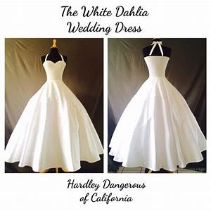 Pin Up Style Wedding Dresses - Locallygrownweddings.com