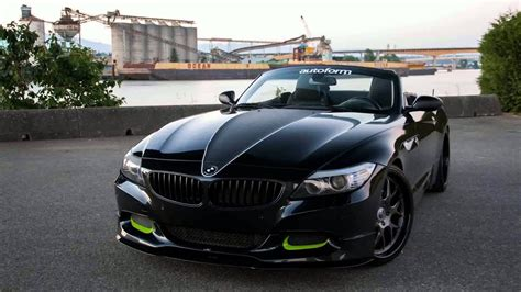 bmw z4 tuning projects - YouTube