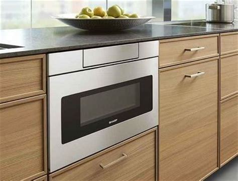 recommended microwave drawers   kitchen homesfeed