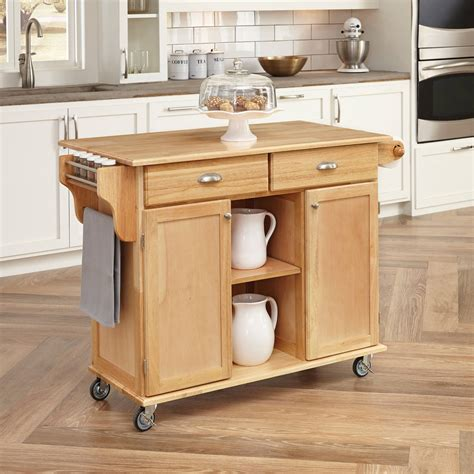 Mainstays Kitchen Island Cart, Multiple Finishes  Walmartcom