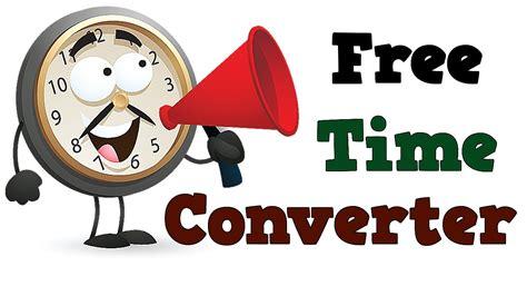 world time converter youtube