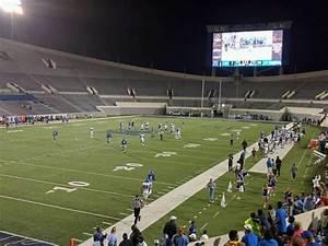 Ticketmaster Seating Chart Liberty Bowl Memorial Stadium Interactive Seating Chart