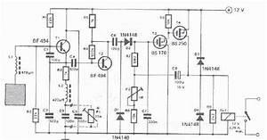 human detect circuit page 3 sensors detectors circuits With proximity sensor circuit 8211 detect human presence