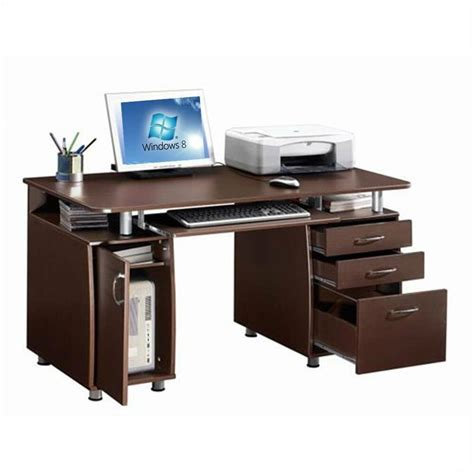 Computer Tables For Home by Storage Home Office Computer Desk Ebay