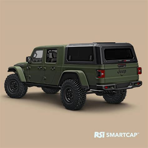 gladiator jeep truck carbuzz cap ready accessory adventure caps rear soft