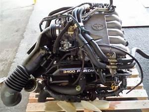 Find Toyota Tacoma Tundra T100 4runner 5vzfe V6 3 4l Jdm