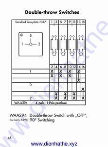 Kraus  U0026 Naimer Switch Wiring Diagrams Pocketbook 2016 Dienhathe Vn