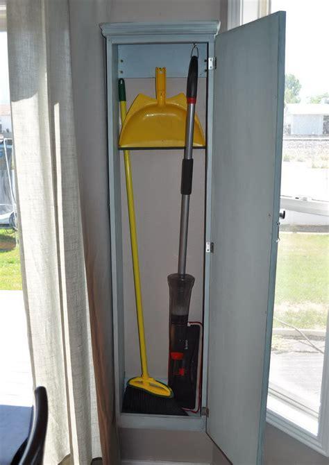 ikea pull out broom closet home design ideas