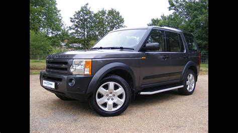 how cars engines work 2005 land rover discovery engine control 2005 land rover discovery 3 hse for sale in tonbridge kent youtube