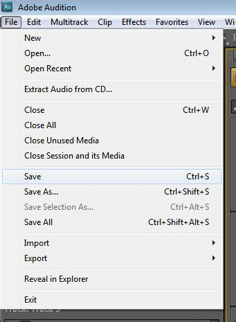 How To Record With Adobe Audition
