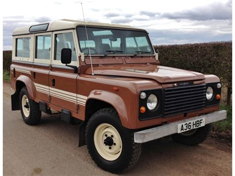 land rover brown 1000 images about land rover 110 on pinterest