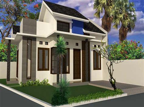 gambar rumah minimalis sederhana tapi keren design rumah