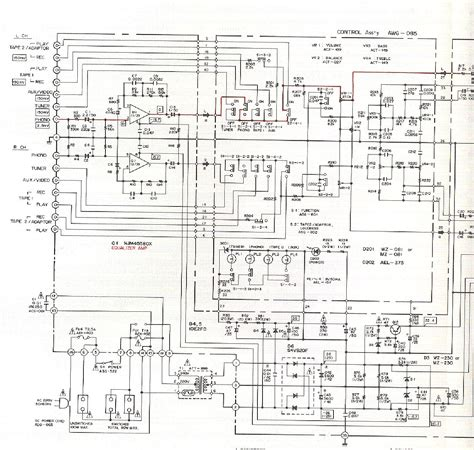 pioneer kp 500 schematic diagram to pin on thepinsta