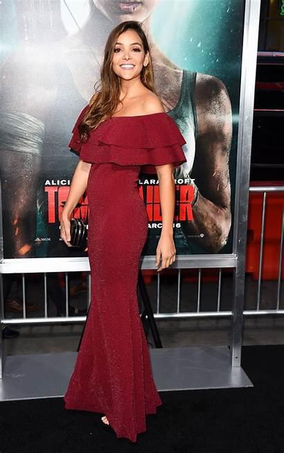 Quintero Laura Maria Angeles Tomb Raider Arrivals