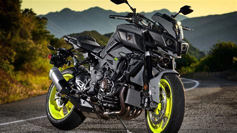 Wallpaper Yamaha Fz-10, Sportbikes, 2017 Bikes, Yamaha, Hd