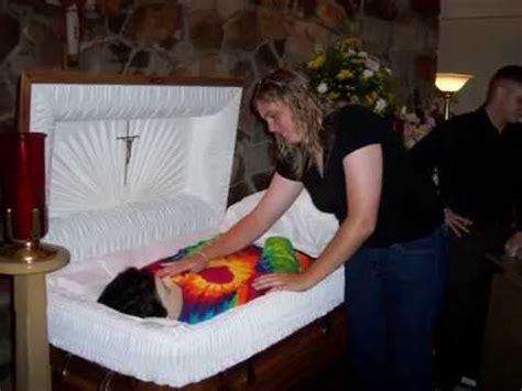 casket viewing ceremony  joshua johnson youtube