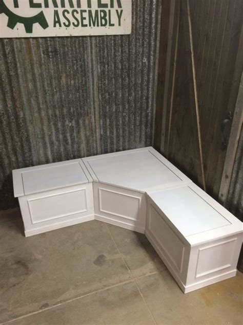 Kitchen Bench Clutter by Banquette Corner Bench Seat With Storage In 2019 Cabin