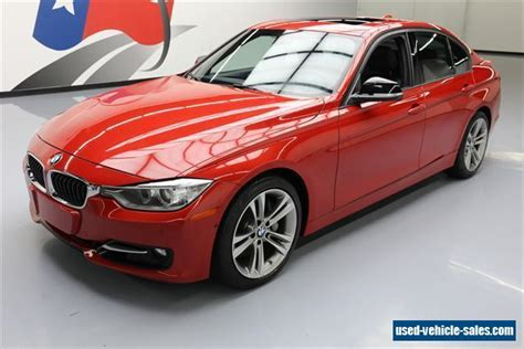 2012 Bmw 3-series For Sale In The United States