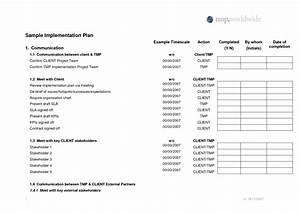 post implementation plan template - 16 best images of action plan worksheet in excel